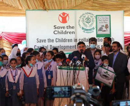 15,000 Trees plantation launched under My Forest Child Project on Aug 25, 2021