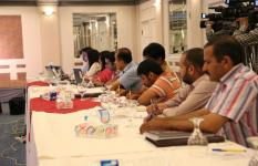 Media Sensitisation Workshop on Pakistan's Participation in WHA